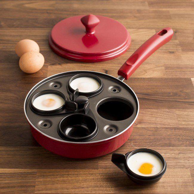 egg poaching pot instructions