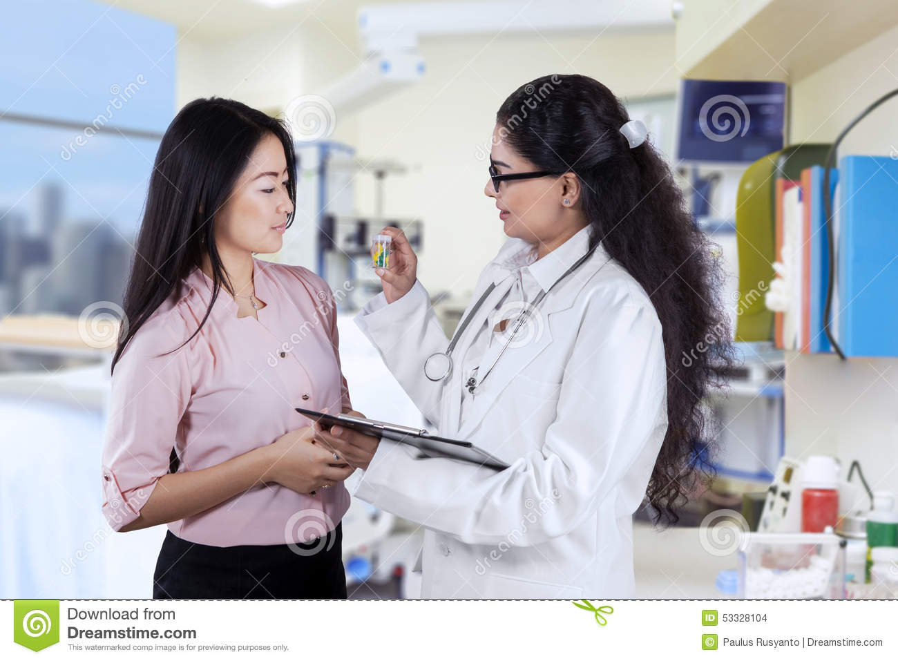 doctor instructions to patients esl