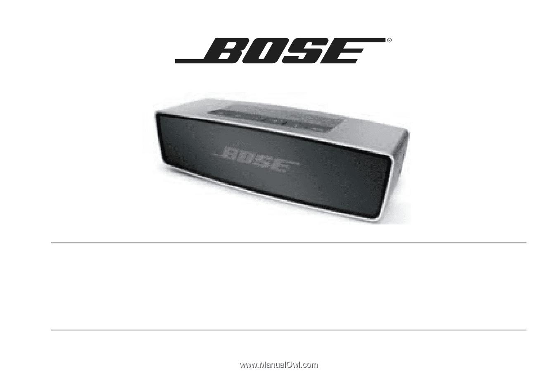 bose sounddock 10 bluetooth instructions