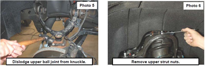 installation instructions for rough country lift kit
