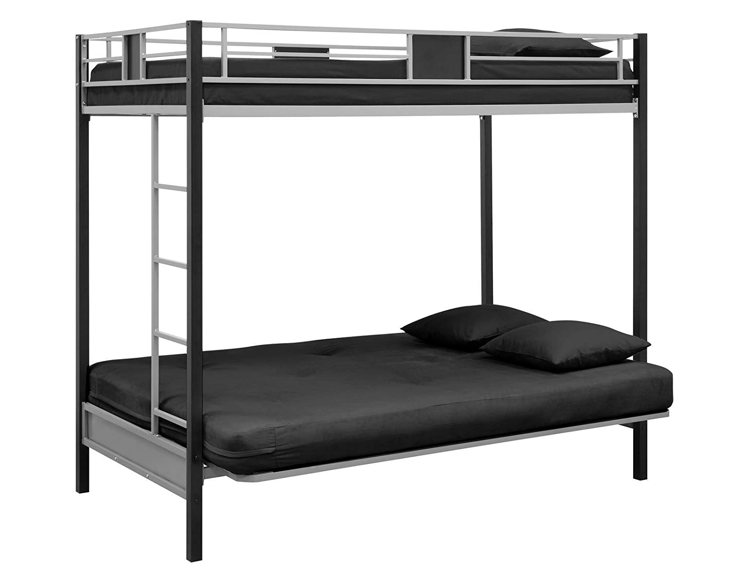 metal futon bed instructions