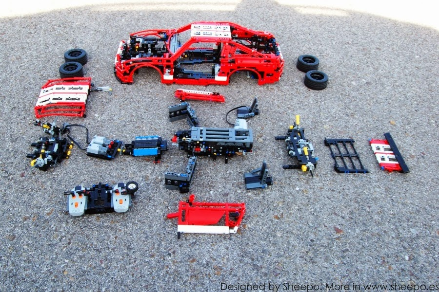 lego technic race car 42000 instructions