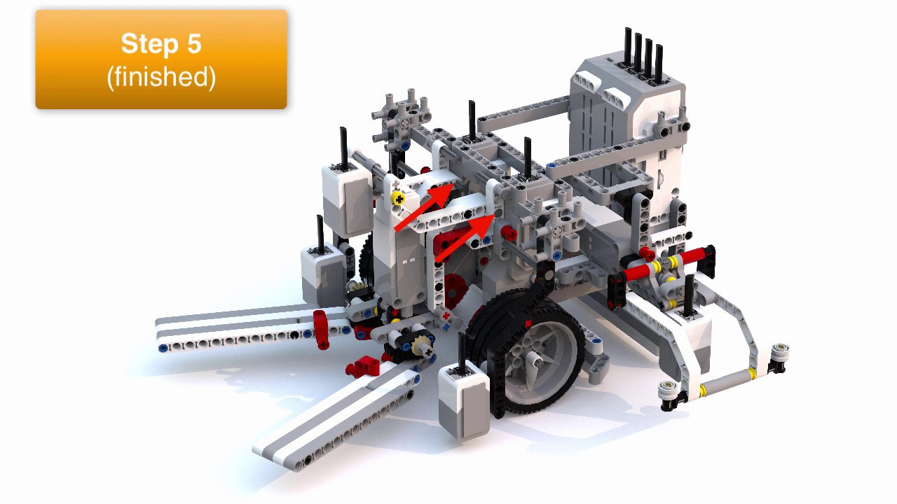 lego build and rebuild instructions 10662