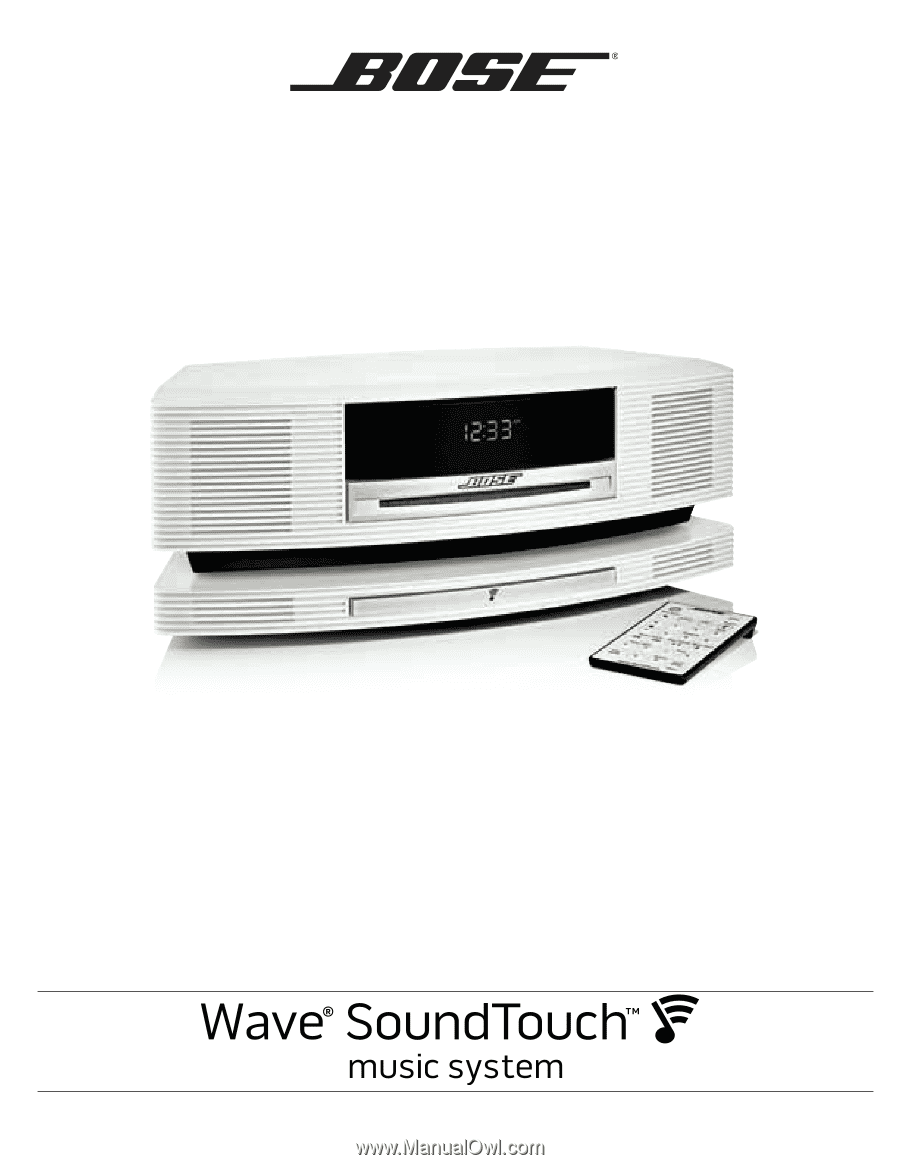 bose wave 2 instructions