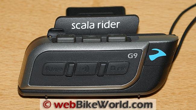 scala rider g4 instruction manual
