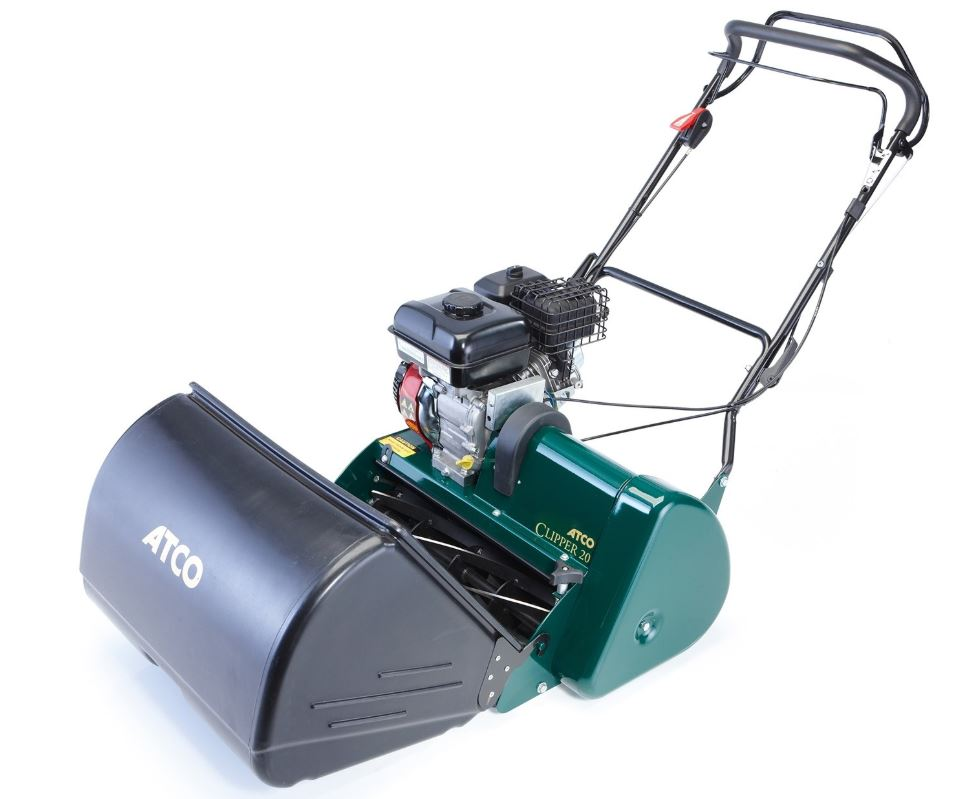 atco lawn mower instructions