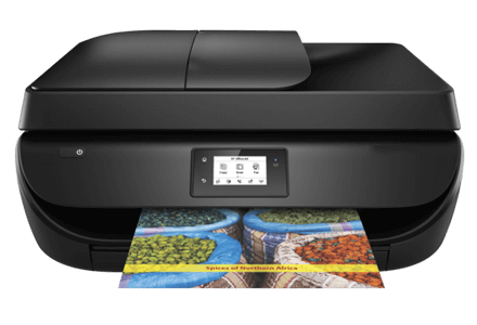 hp 4500 printer setup instructions