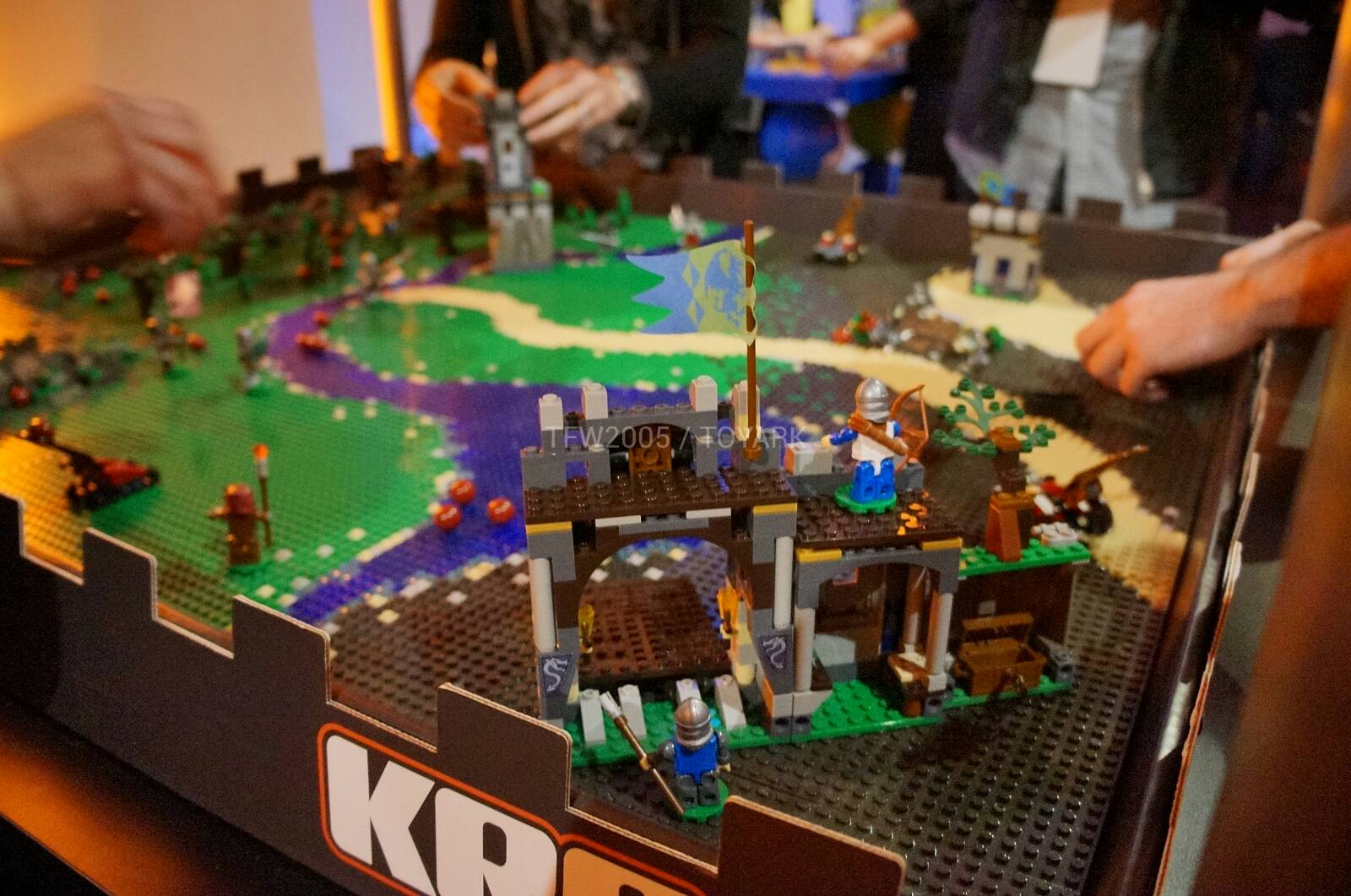 kre-o dungeons and dragons instructions
