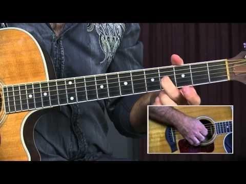 blues guitar instruction video