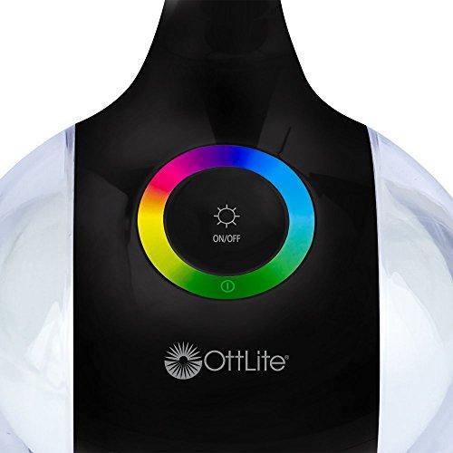 color changing ottlite desk lamp instructions