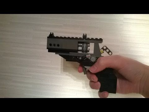 brickgun desert eagle instructions