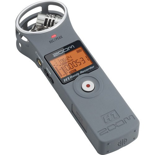 zoom handy recorder h2 instructions