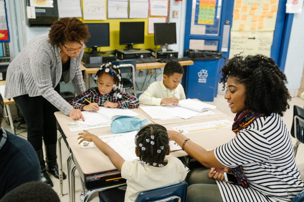 turnaround for children instructional coach