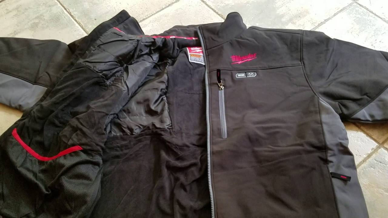 instructions for the m12 heated jacket