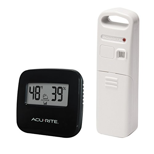 acurite wireless meat thermometer instructions