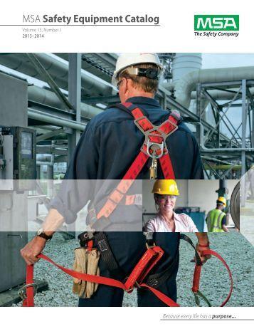 msa harness user instructions