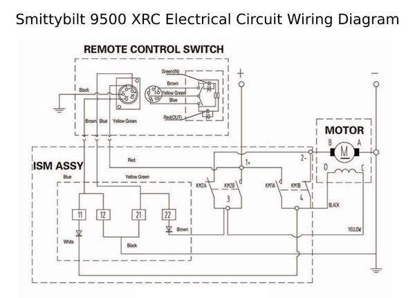 smittybilt xrc8 winch installation instructions