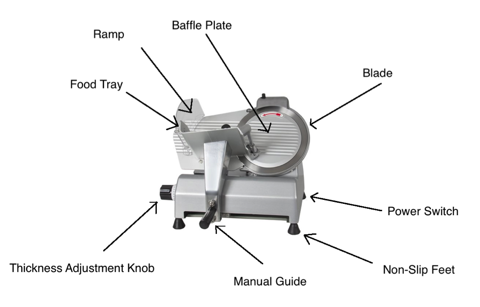 apple peeler machine instructions