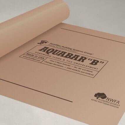 aquabar b installation instructions