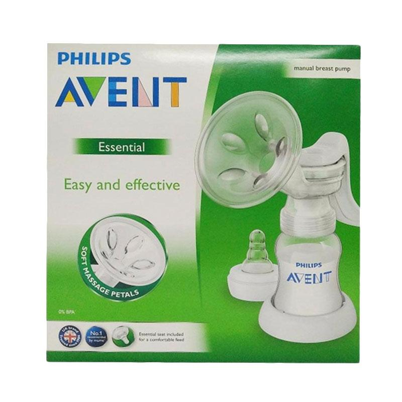 avent isis manual pump instructions