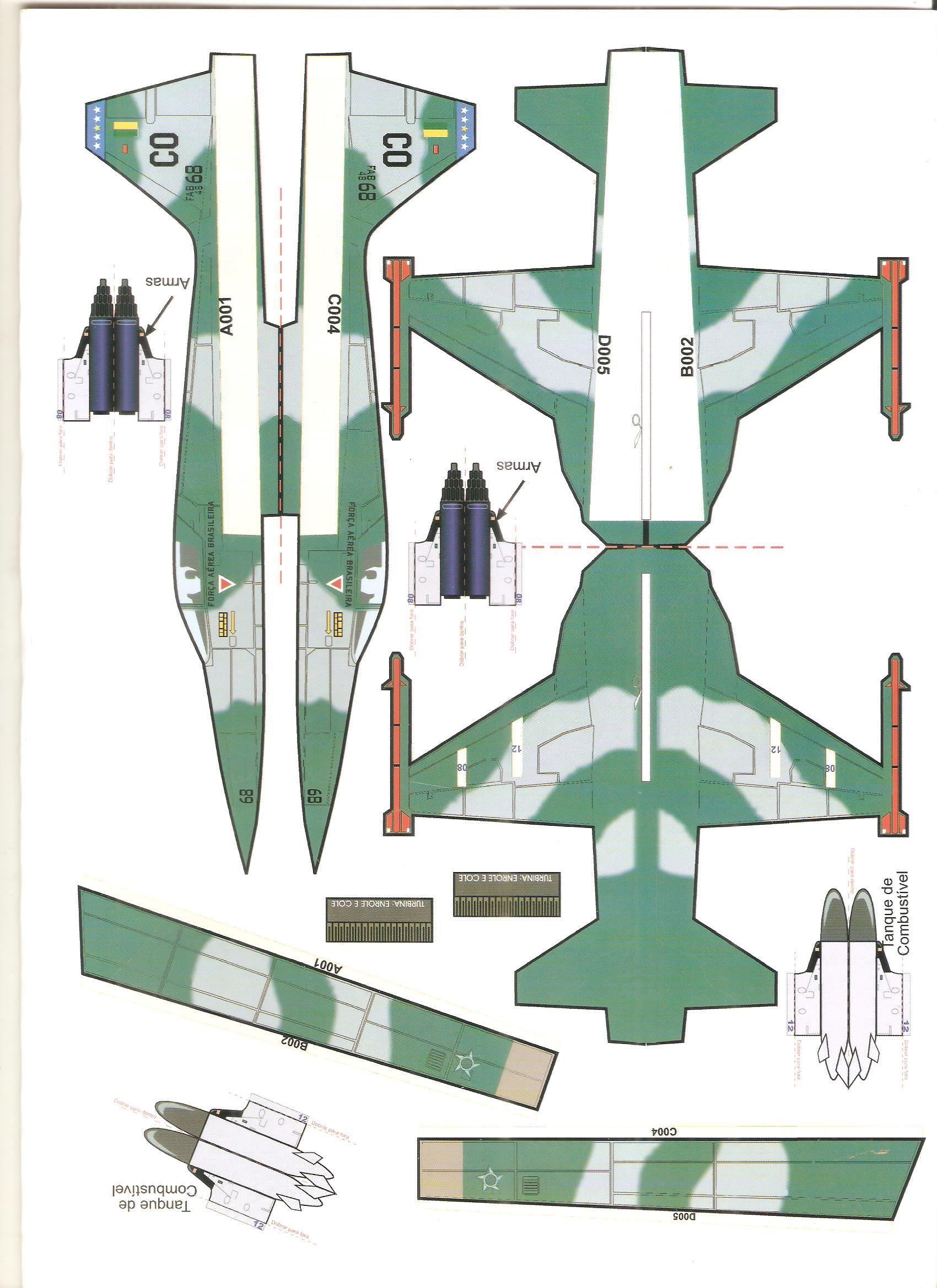 ufo paper plane instructions