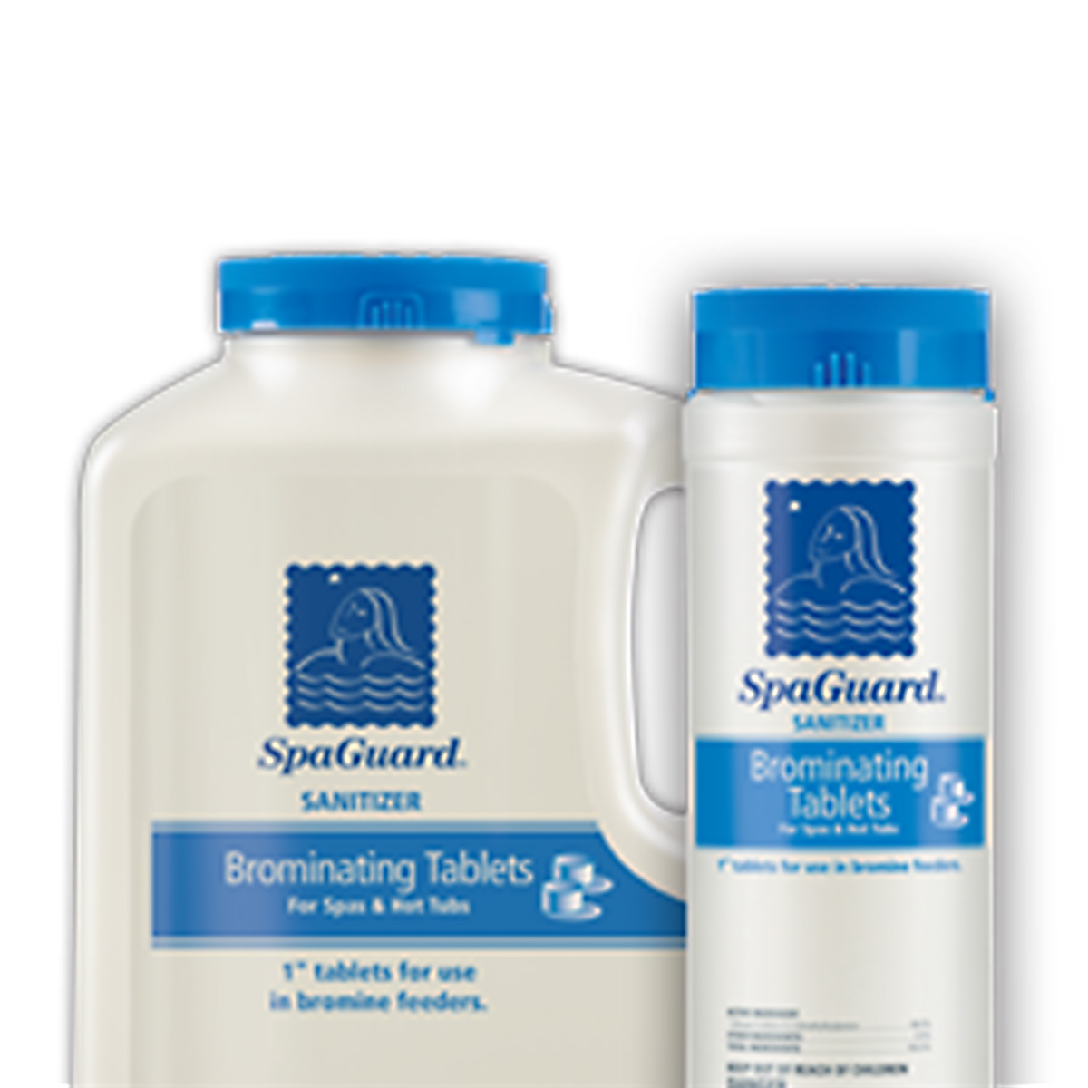 spaguard brominating tablets instructions
