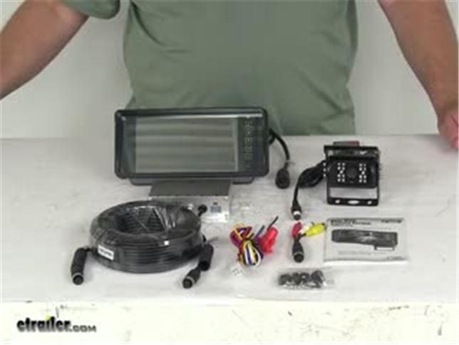 tpms trailer camera kit ford installation instructions