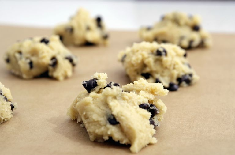 pillsbury ready to bake chocolate chip cookies instructions