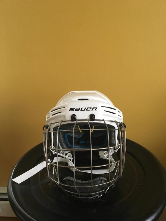 bauer true vision instructions cage