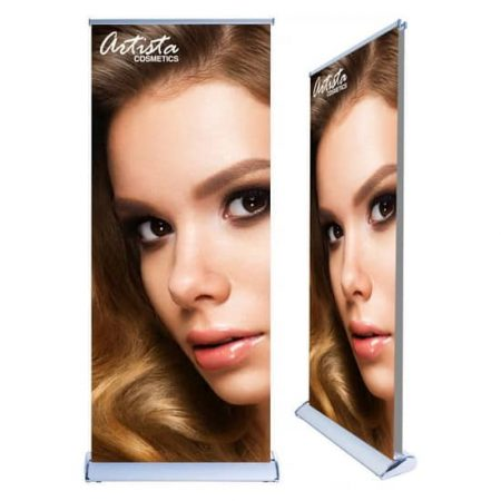 silverwing retractable banner stand instructions