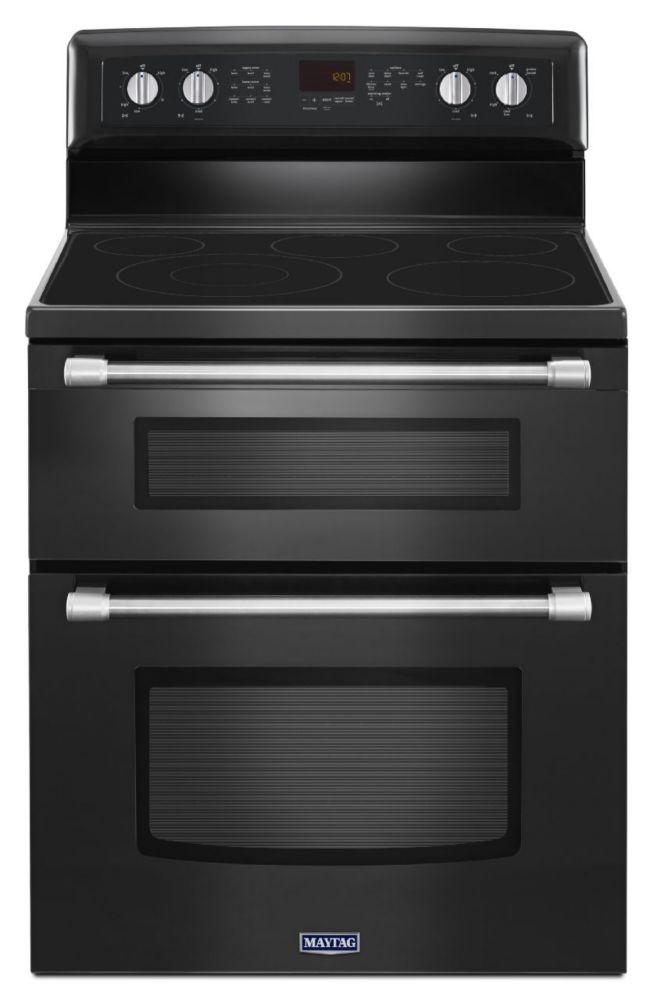 cuisiniere a four double maytag instructions