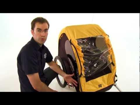 bob stroller folding instructions