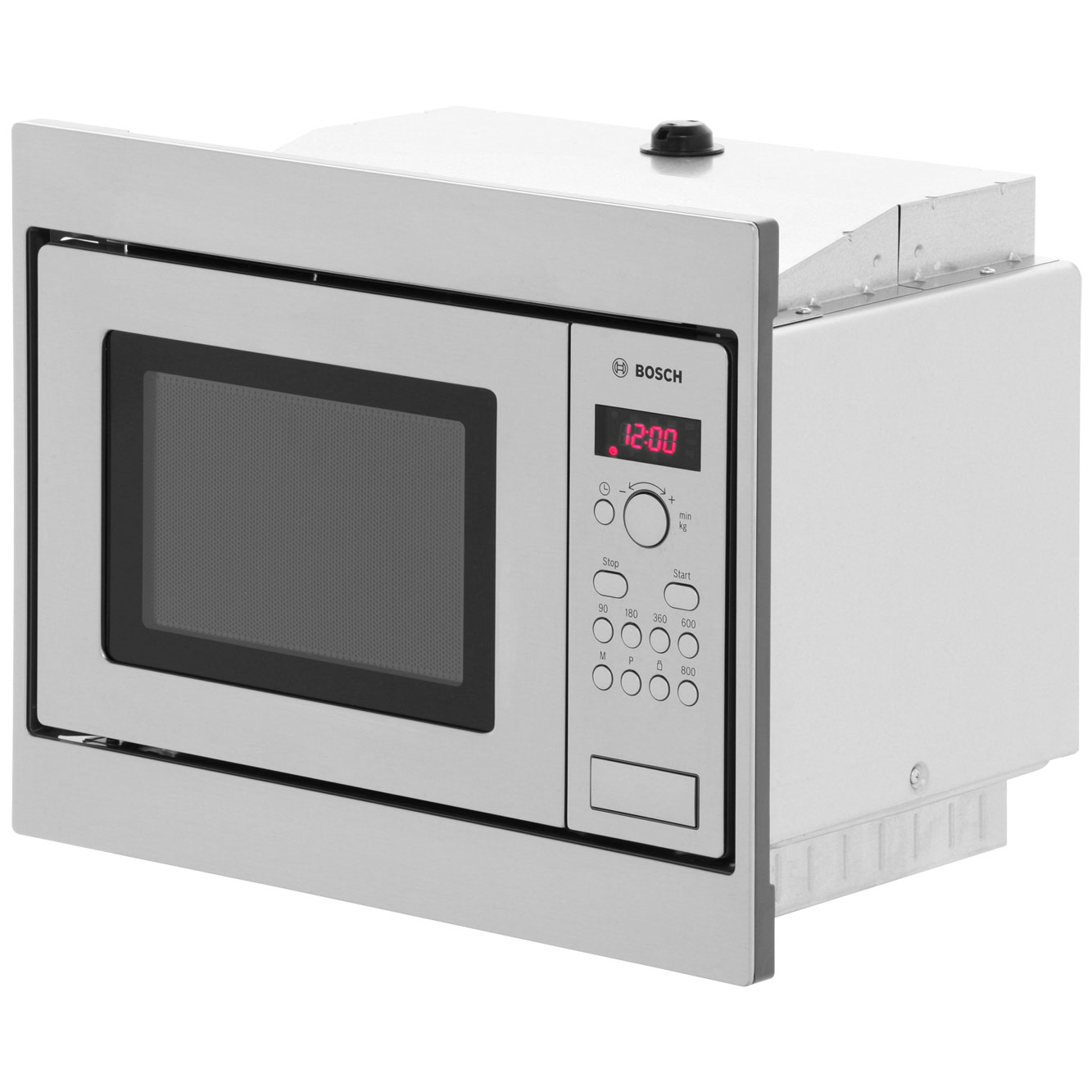 bosch innowave microwave instructions