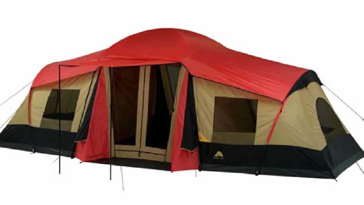 camp trails tent instructions