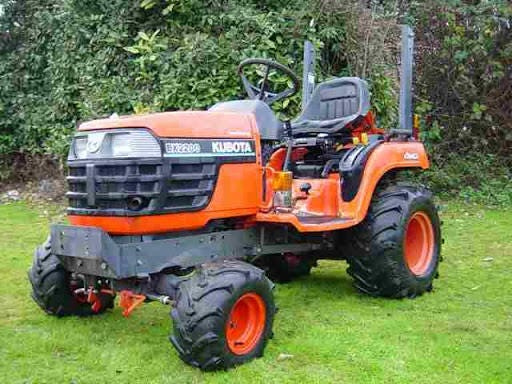 tracteur kubota l3901dt le manuel instructions