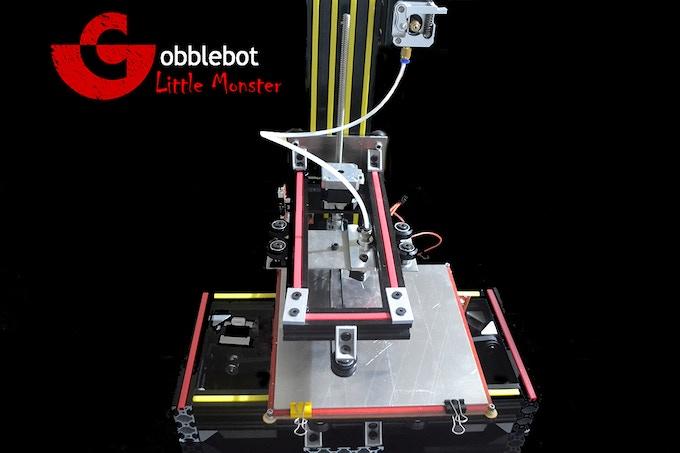cobblebot little monster instructions