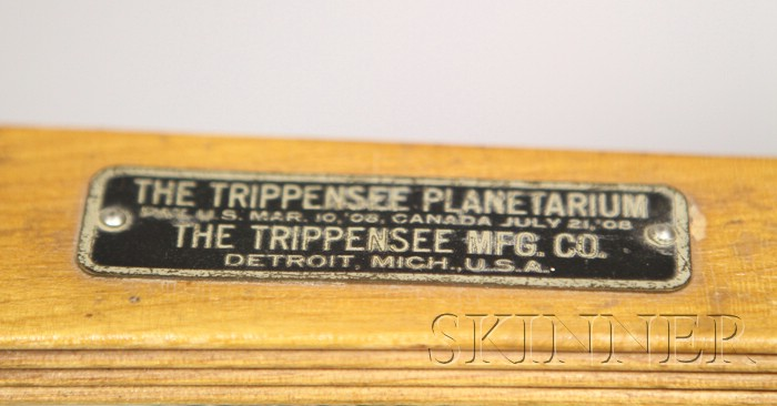 instructions for trippensee planetarium