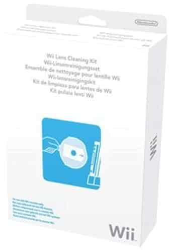 wii u lens cleaning kit instructions