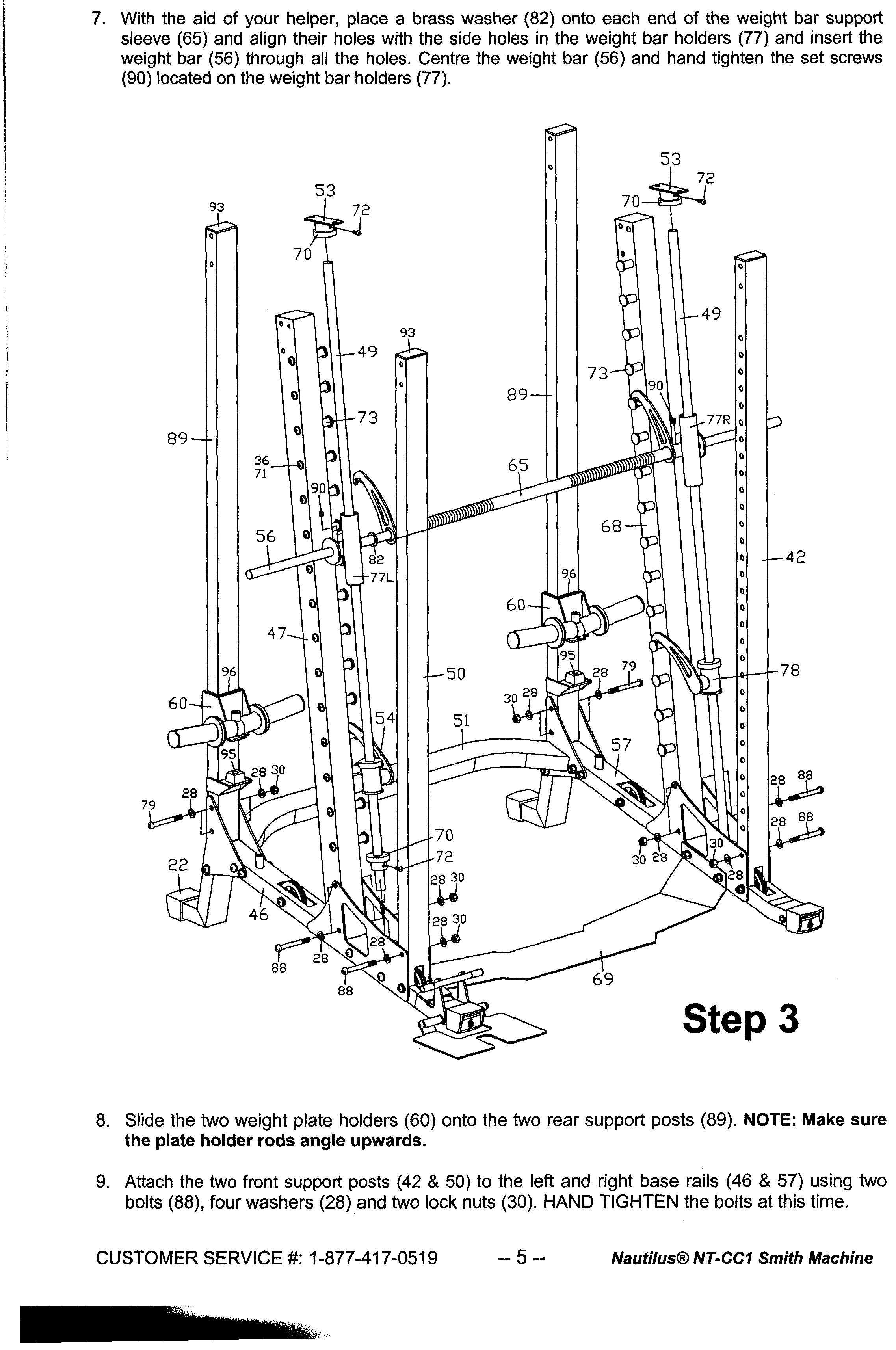 costco carolina bench with back instructions