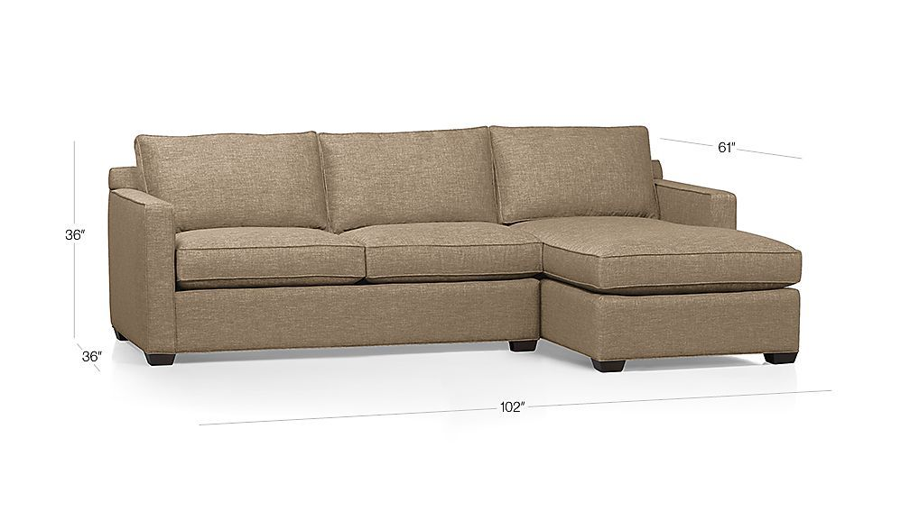 crate and barrel sectional clips instructions