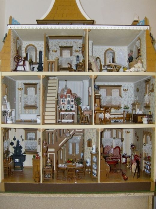 plan toys dollhouse instructions