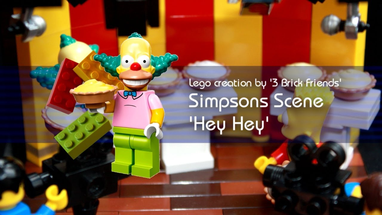 simpsons scene it instructions