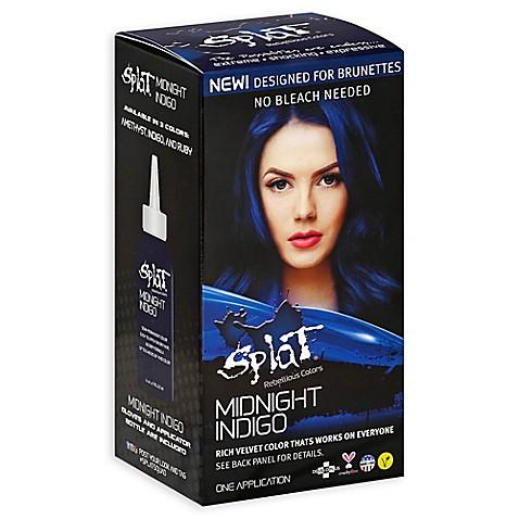 splat midnight indigo instructions
