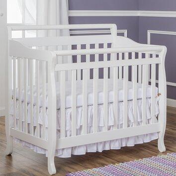 dream on me 4 in 1 convertible mini crib instructions