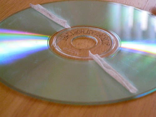 dvd lens cleaner disc instructions