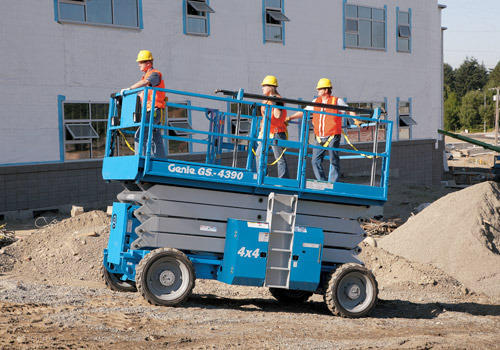 genie aerial lift manufacturer instructions