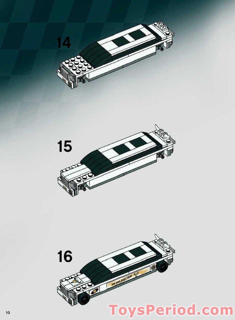 tiny turbo lego instructions