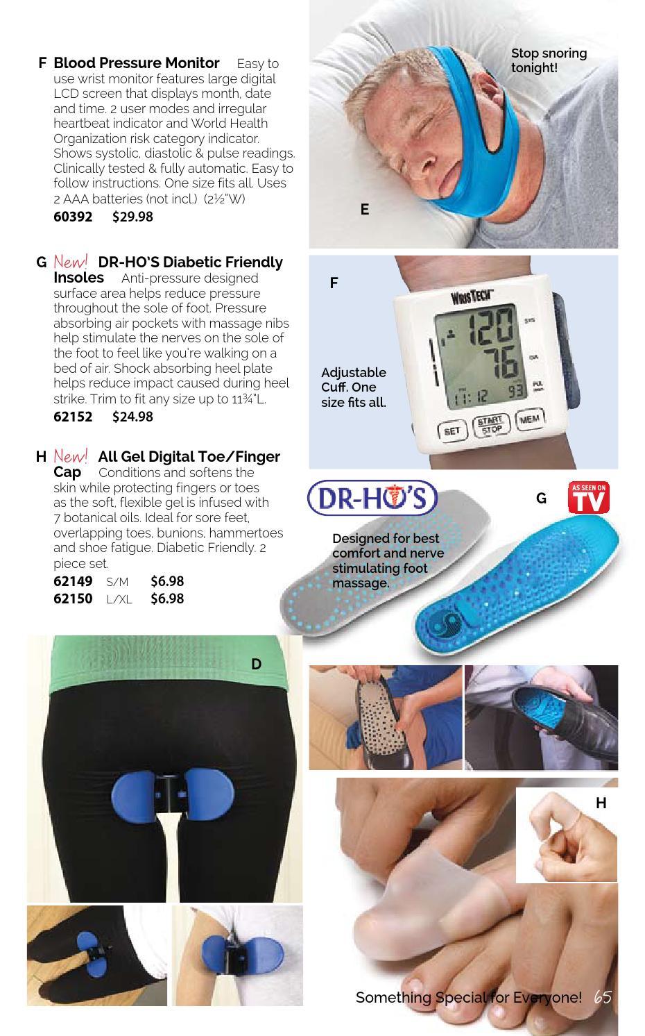 blood pressure wrist cuff instructions