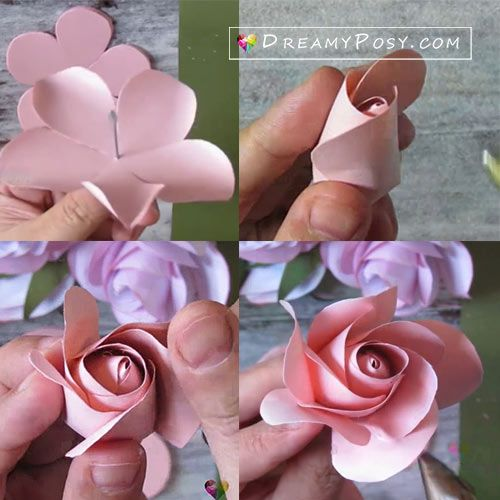 origami rose instructions step by step pdf
