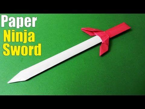 easy paper shuriken instructions